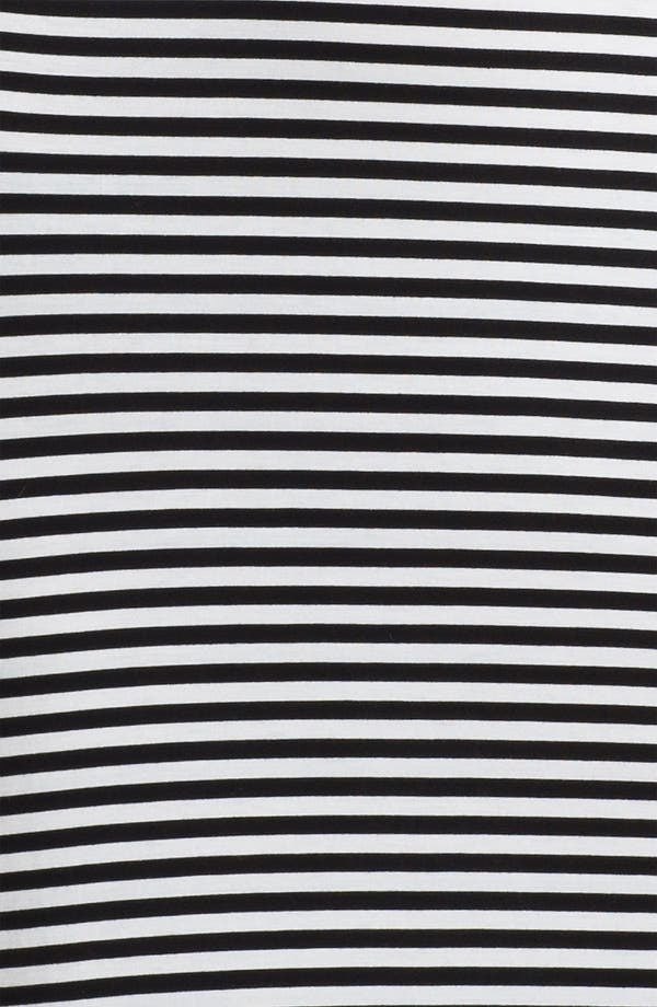 Alternate Image 3  - MICHAEL Michael Kors Stripe Crewneck Maxi Dress