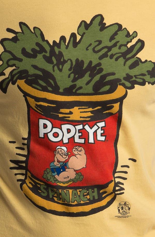 Alternate Image 3  - Altru 'Popeye™ Spinach' Graphic T-Shirt
