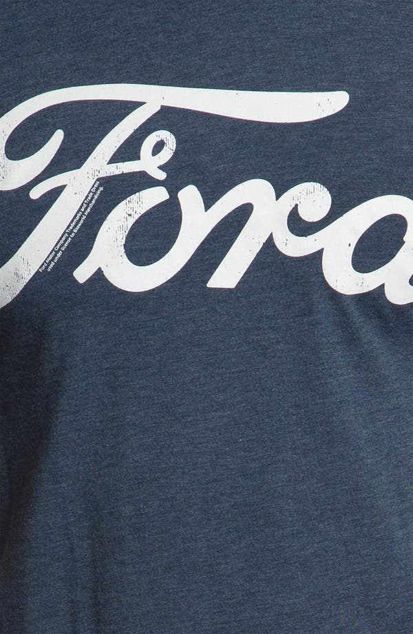 Alternate Image 3  - Free Authority 'Ford Logo' Graphic T-Shirt
