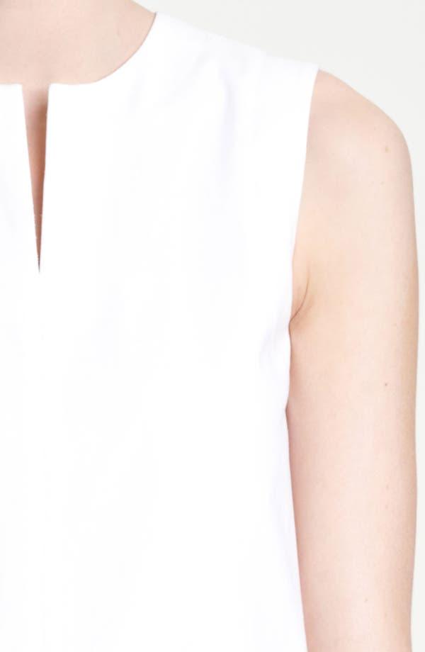 Alternate Image 3  - Jil Sander Stretch Cotton Dress