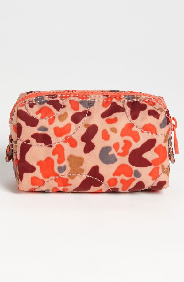 Alternate Image 4  - MARC BY MARC JACOBS 'Pretty Nylon - Camo Garden Narrow' Cosmetics Case