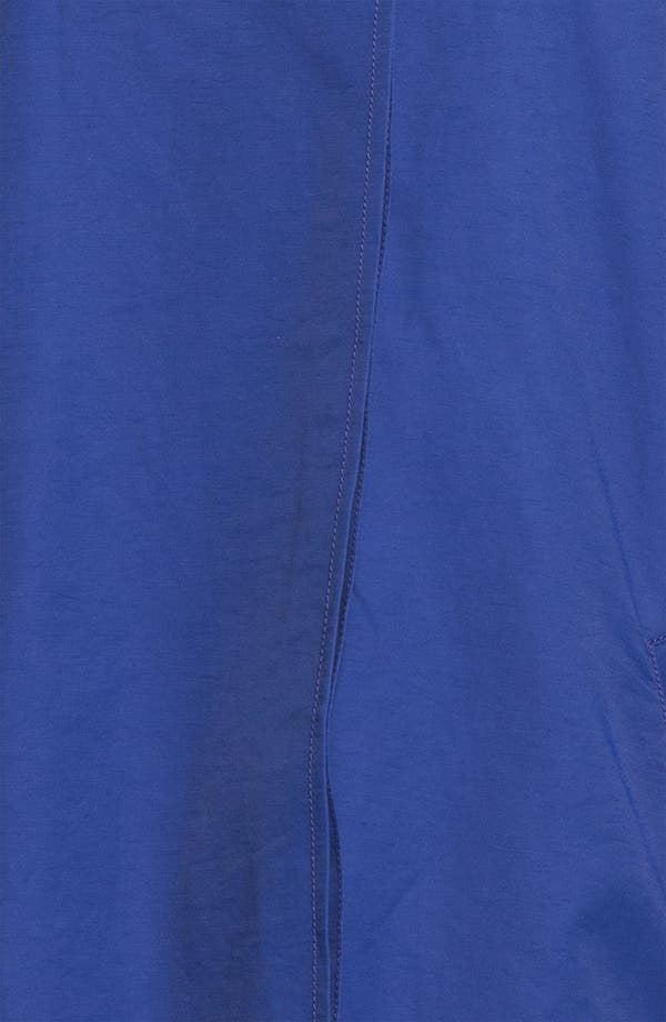 Alternate Image 3  - Eileen Fisher Classic Collar A-Line Coat (Plus)