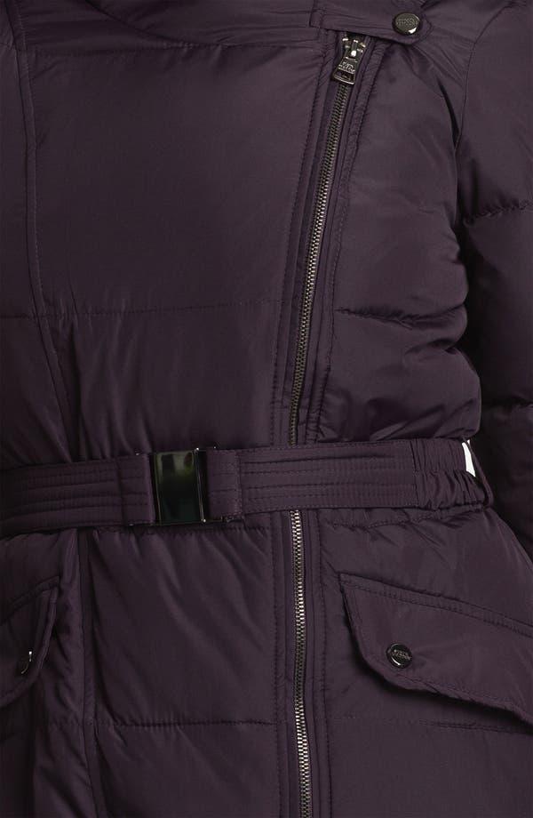 Alternate Image 3  - Steve Madden Asymmetrical Quilted Coat