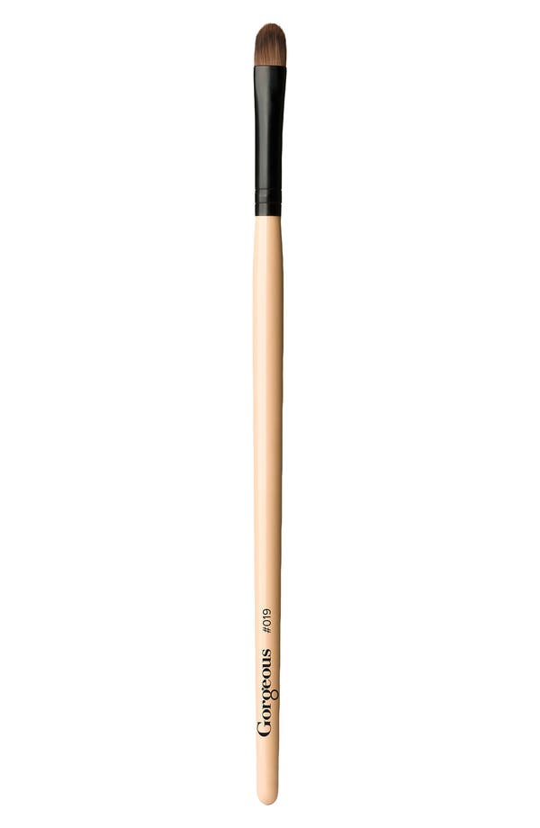 Alternate Image 1 Selected - Gorgeous Cosmetics '019' Concealer Brush