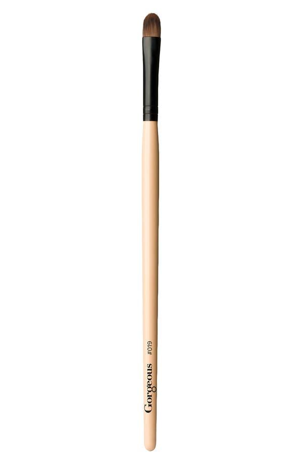 Main Image - Gorgeous Cosmetics '019' Concealer Brush