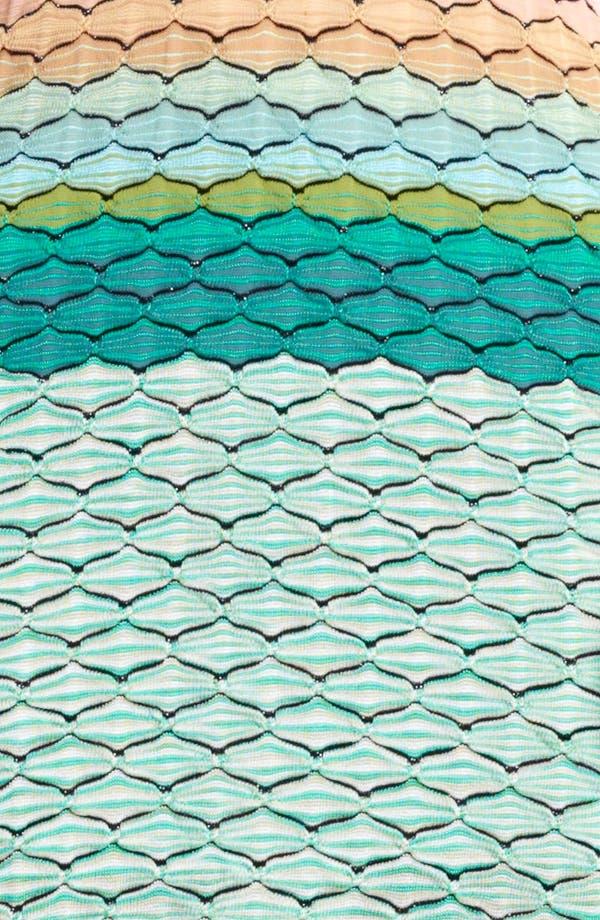 Alternate Image 3  - Missoni Seagull Stitch Knit Dress