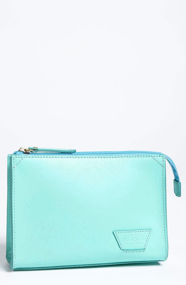 Alternate Image 1 Selected - IIIBeCa by Joy Gryson 'Staple Street' Leather Pouch