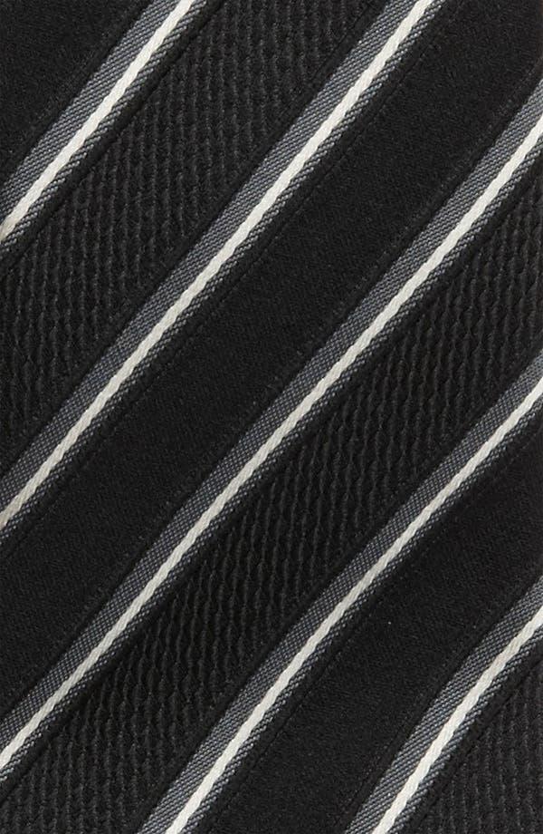 Alternate Image 2  - Dolce&Gabbana Woven Silk Tie