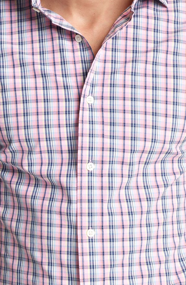 Alternate Image 3  - Jack Spade 'Tally' Plaid Shirt