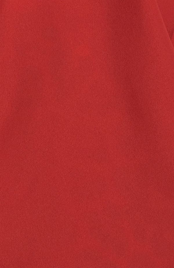 Alternate Image 3  - MICHAEL Michael Kors Zip Campshirt (Plus)