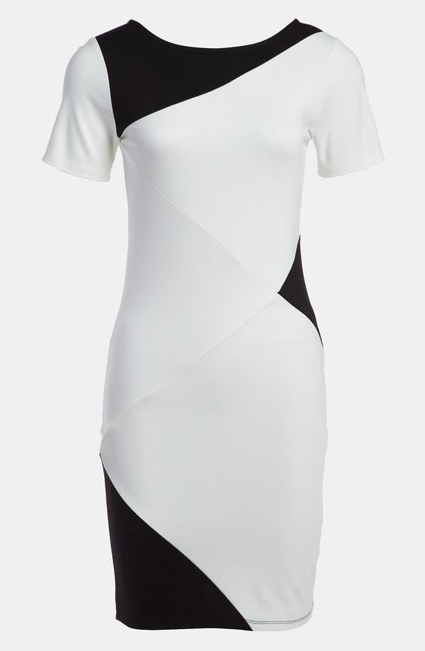 Alternate Image 1 Selected - LMK Body-Con Dress