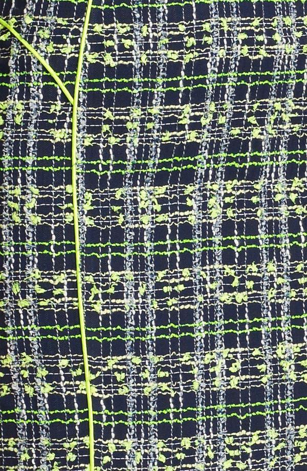 Alternate Image 3  - Milly 'Jasmine' Tweed Sheath Dress