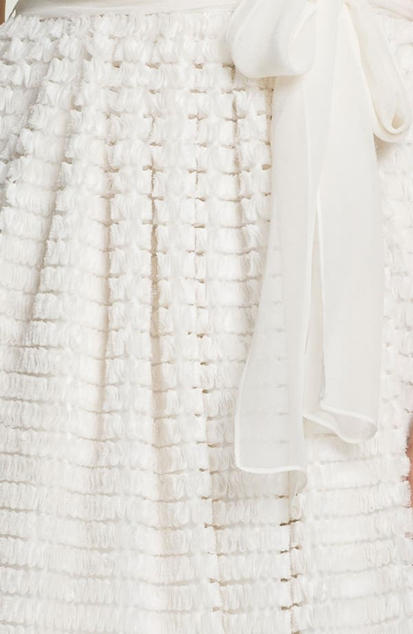 Alternate Image 3  - Jill Jill Stuart Ruffled Chiffon Fit & Flare Dress