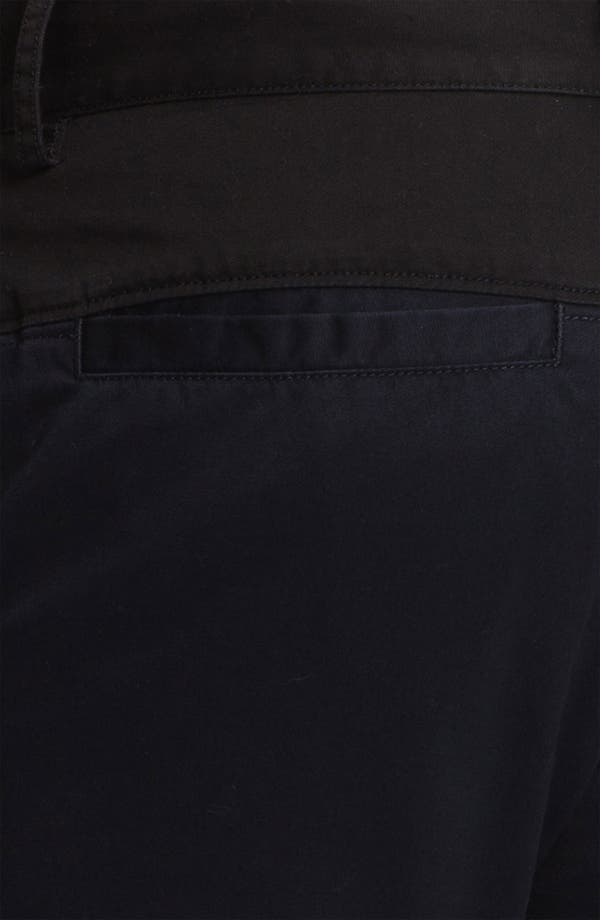 Alternate Image 3  - adidas SLVR Slim Flat Front Pants