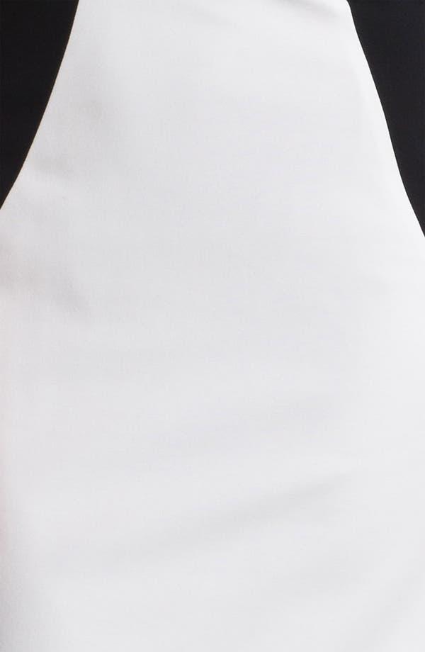 Alternate Image 3  - Trina Turk 'Vamp' Stretch Knit Sheath Dress