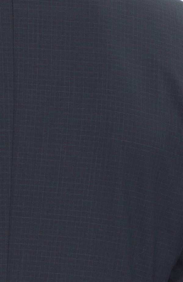 Alternate Image 6  - Ted Baker London Trim Fit Three Piece Suit