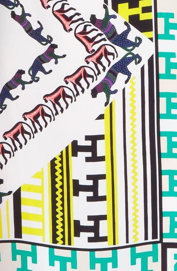 Alternate Image 5  - MSGM Belted Foulard Dress