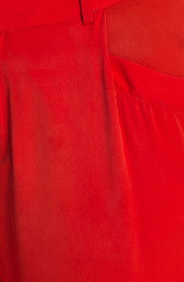 Alternate Image 3  - Joie 'Davidson' Crop Stretch Silk Pants