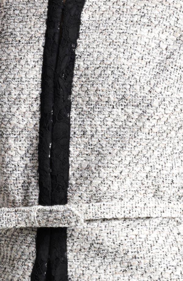 Alternate Image 4  - Valentino Belted Reversible Jacket