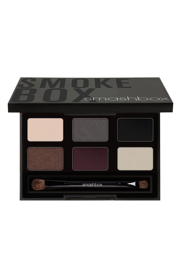 Alternate Image 1 Selected - Smashbox 'Photo Op - Smokebox' Eyeshadow Palette