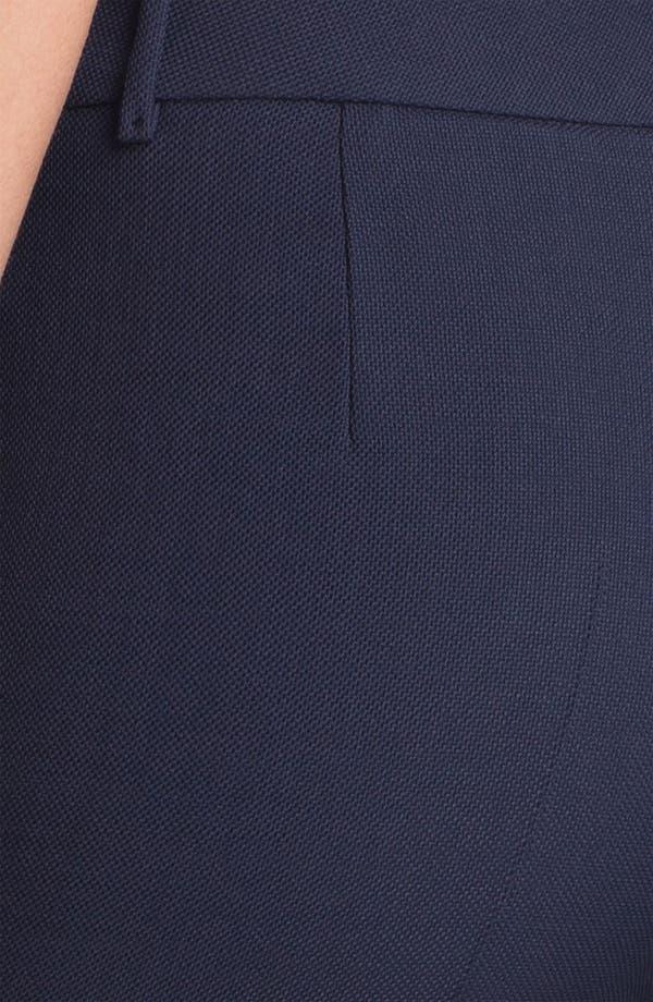 Alternate Image 3  - BOSS Black 'Tuliasa' Wool Pants
