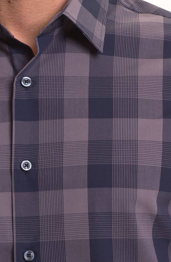 Alternate Image 3  - Calibrate Non Iron Regular Fit Sport Shirt