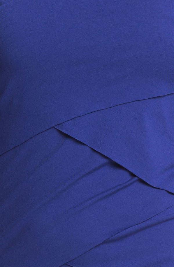 Alternate Image 3  - Vince Camuto Three Quarter Sleeve Bandage Top