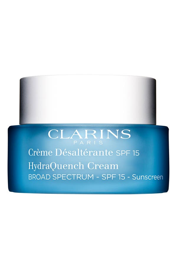 Alternate Image 1 Selected - Clarins 'HydraQuench' Cream Broad Spectrum SPF 15