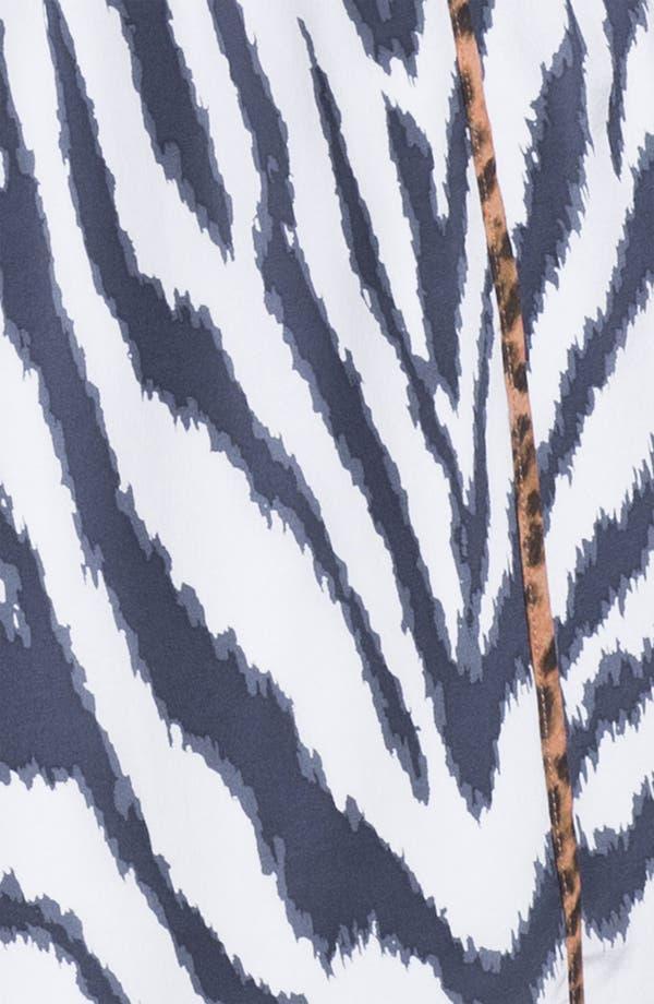 Alternate Image 3  - ViX Swimwear 'Cape Navy Rachel' Cover-Up Dress