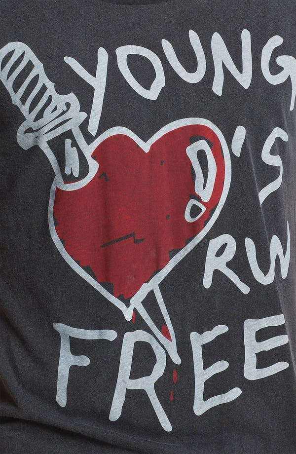 Alternate Image 3  - Vanguard 'Young Hearts Run Free' Graphic T-Shirt