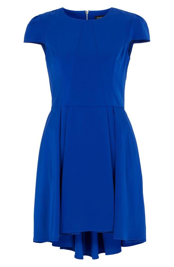 Main Image - Topshop Paneled Dress