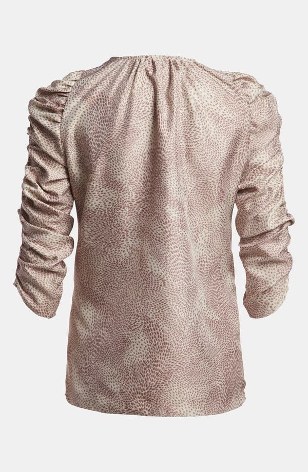 Alternate Image 2  - Devlin Ruched Sleeve Top
