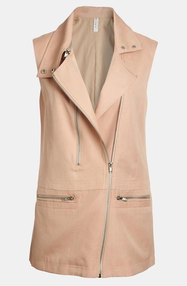 Utility Vest,                         Main,                         color, Flesh