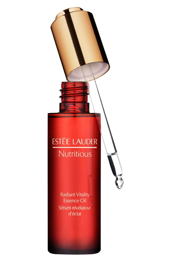 Alternate Image 1 Selected - Estée Lauder 'Nutritious' Essence Oil