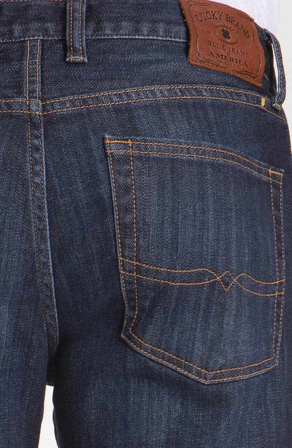 Alternate Image 4  - Lucky Brand '361 Vintage' Straight Leg Jeans (Chanson)