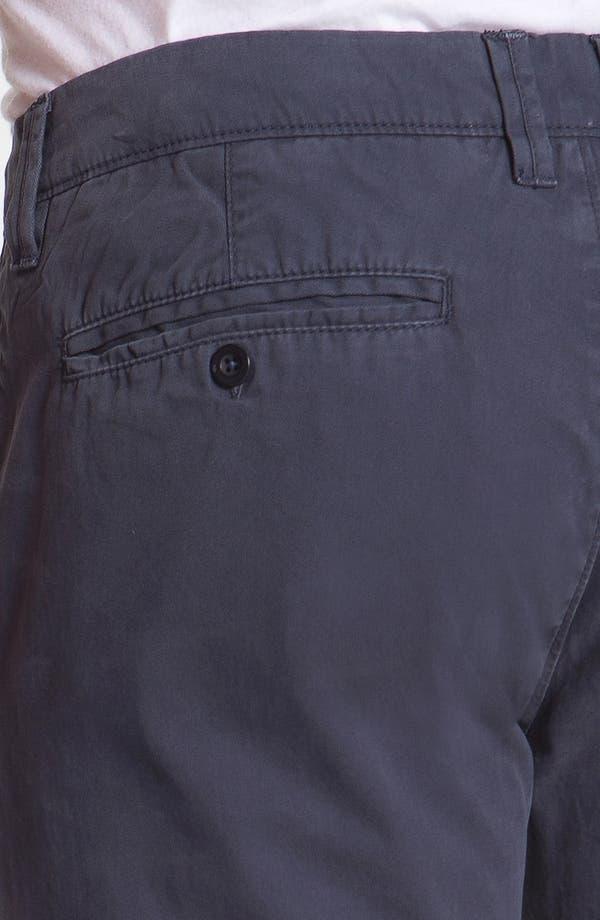 Alternate Image 3  - Buffalo Jeans Flat Front Pants