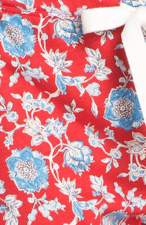 Alternate Image 3  - Lauren Ralph Lauren Capri Pajama Pants