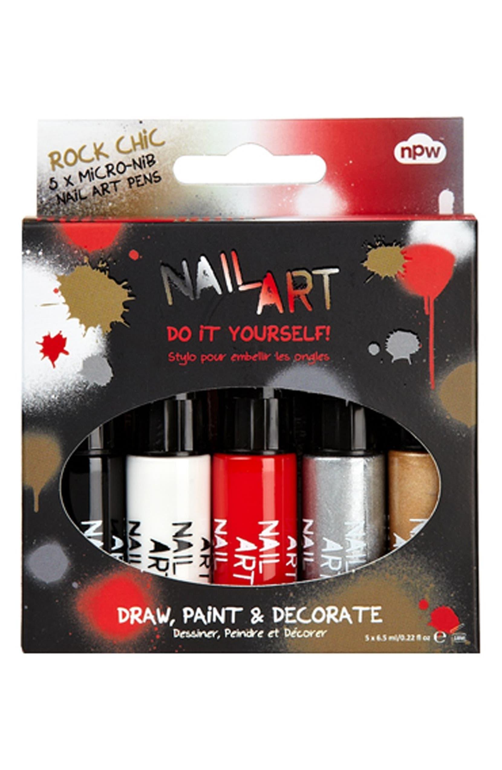 Npw Mini Nail Art Pens Nordstrom
