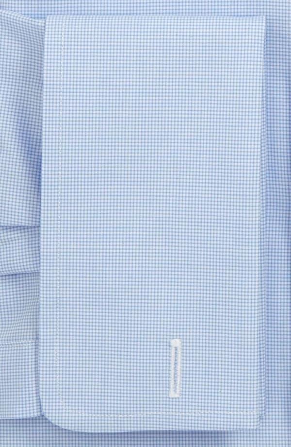 Alternate Image 2  - David Donahue Traditional Fit Dress Shirt