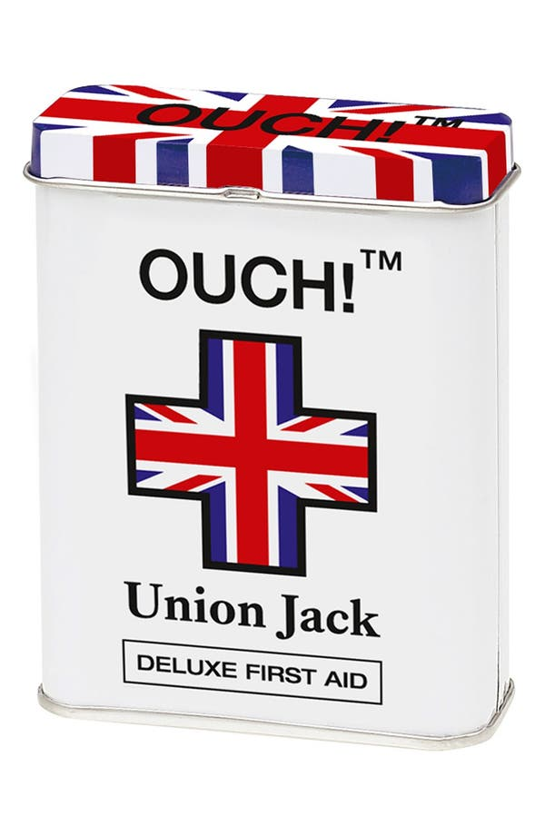 Alternate Image 1 Selected - NPW 'OUCH!™ - Union Jack' Bandages (Juniors)