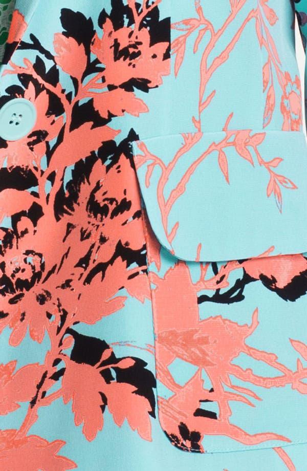 Alternate Image 3  - Nanette Lepore 'Bombastic' Silk Blazer
