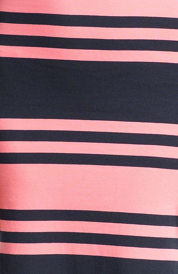 Alternate Image 3  - French Connection Stripe Racerback Midi Dress