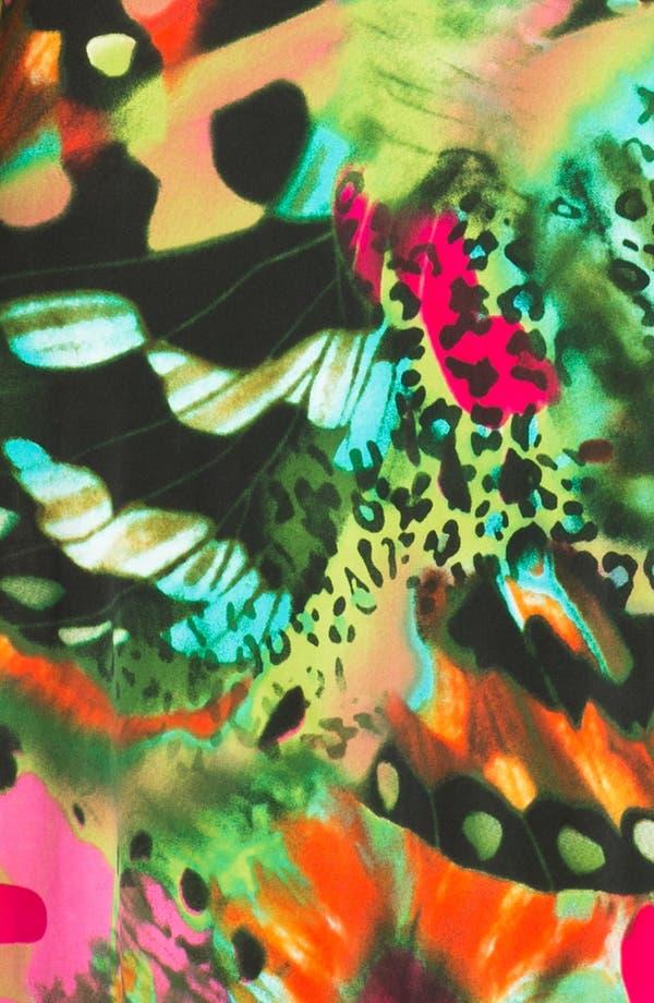 Alternate Image 3  - Abi Ferrin 'Eve' Print Jersey Maxi Dress