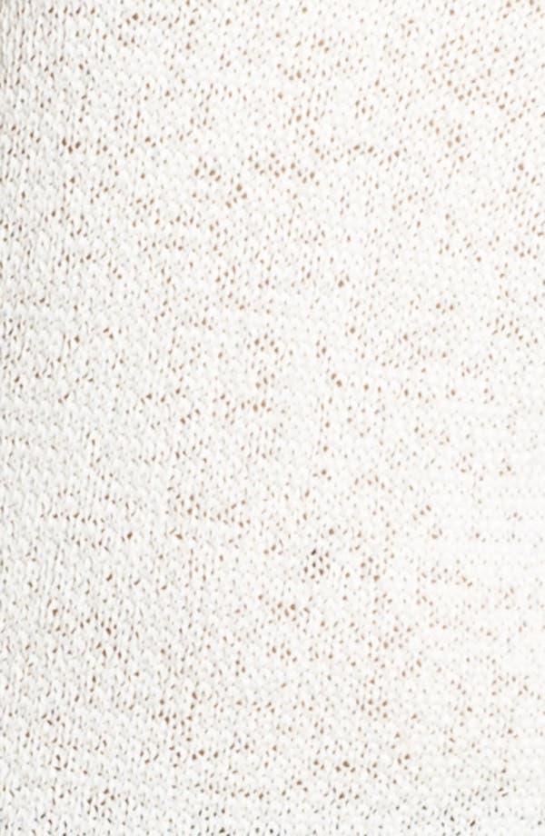 Alternate Image 3  - Rachel Zoe 'Karla' Open Stitch Tunic Sweater