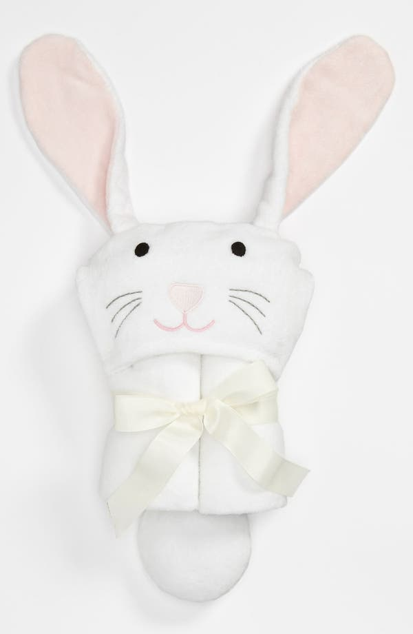 Alternate Image 1 Selected - Elegant Baby 'Bunny' Bath Wrap (Infant)