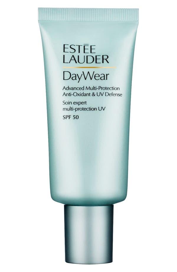 Alternate Image 1 Selected - Estée Lauder DayWear Advanced Multi-Protection Anti-Oxidant & UV Defense SPF 50