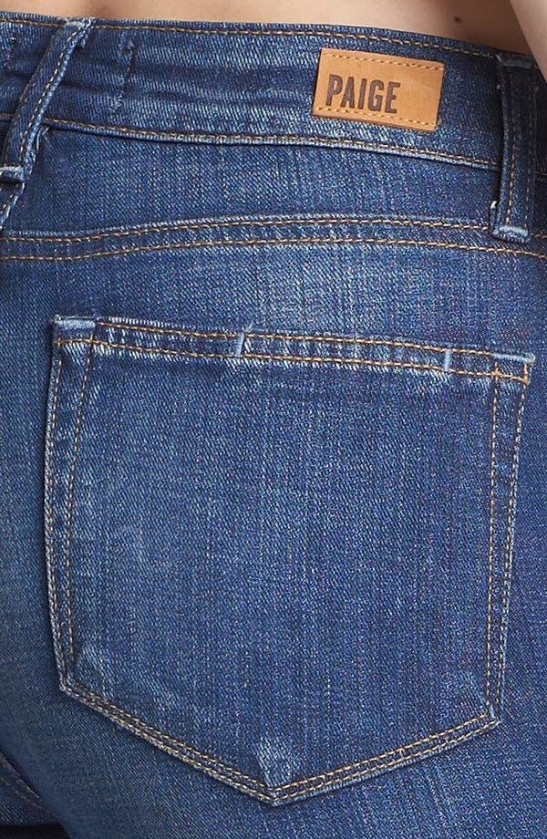 Alternate Image 3  - Paige Denim 'Hoxton' Ankle Jeans (Journey)