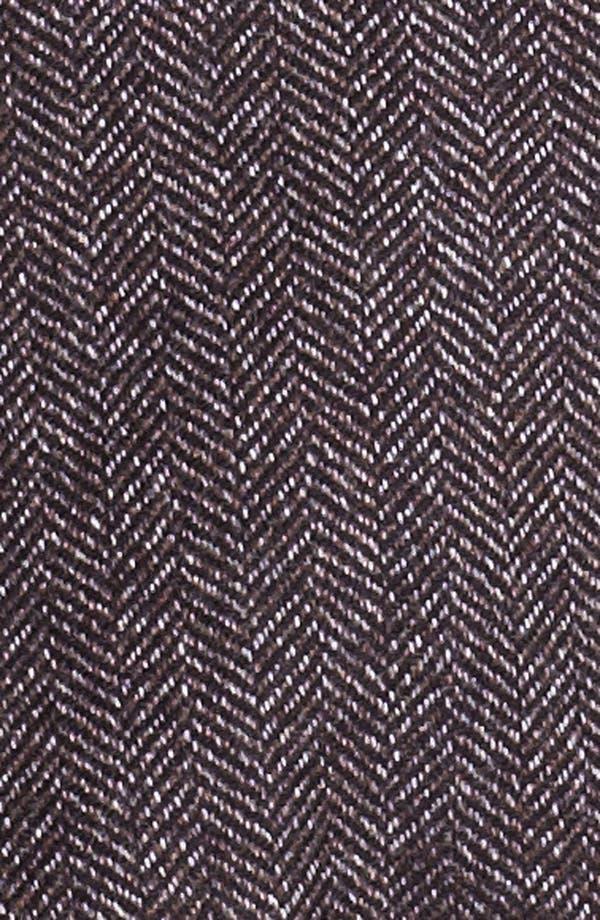 Alternate Image 3  - BCBGeneration Tweed & Faux Leather Military Jacket
