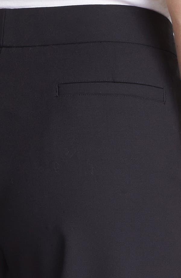 Alternate Image 3  - Lafayette 148 New York 'Delancey' Stretch Wool Pants