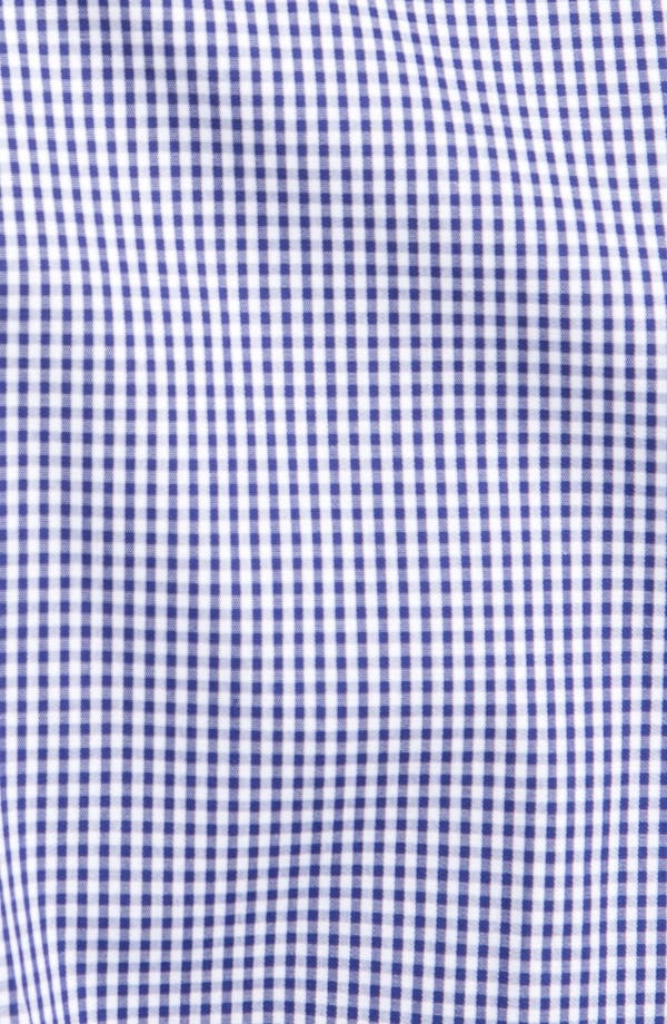 Alternate Image 3  - Paul Smith London Slim Fit Check Dress Shirt